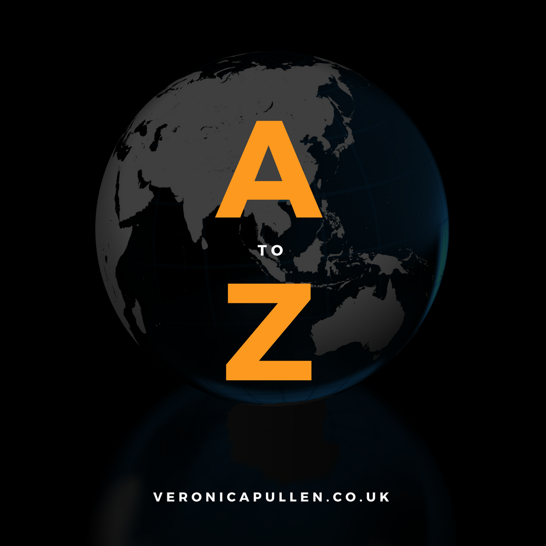 Veronica Pullen… an A to Z Introduction