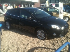 Ford Focus Zetec from Lifestyle Fors Redhill
