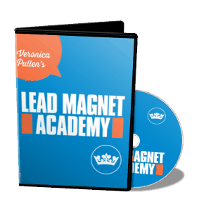 Lead Magnet Academy DVD 3D Graphic