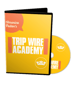 Trip Wire Academy DVD 3D Graphic