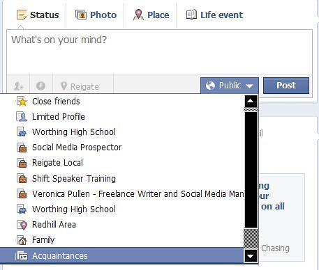 How Visible Are Your Facebook Posts And Comments?