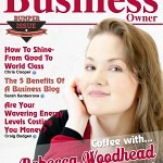 See Veronica Pullen in Small Business Owner Magazine