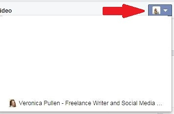 Comment on a Facebook page post as you or a page you manage