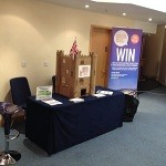 Entrepreneurs Convention 2014 Stand | Veronica Pullen