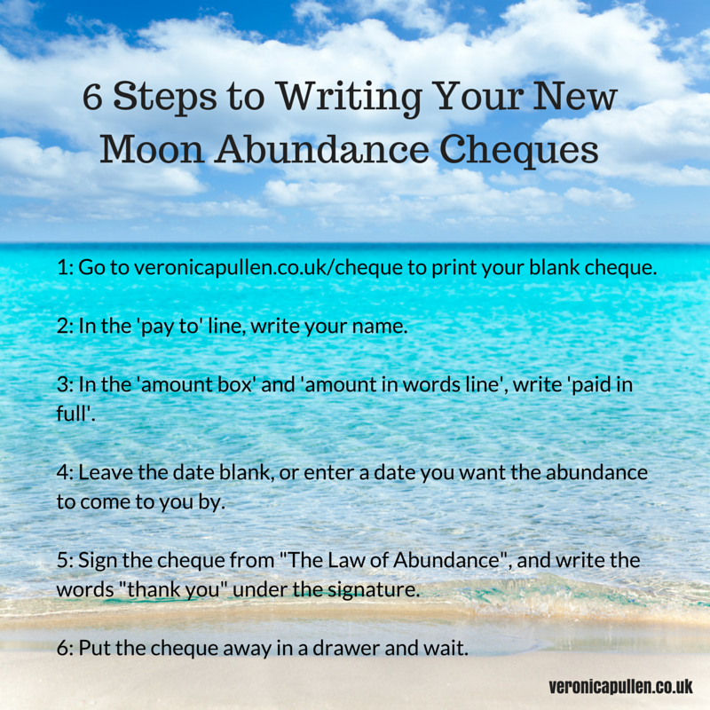 image relating to Printable Abundance Check identify Are By yourself Composing By yourself Abundance Cheques?