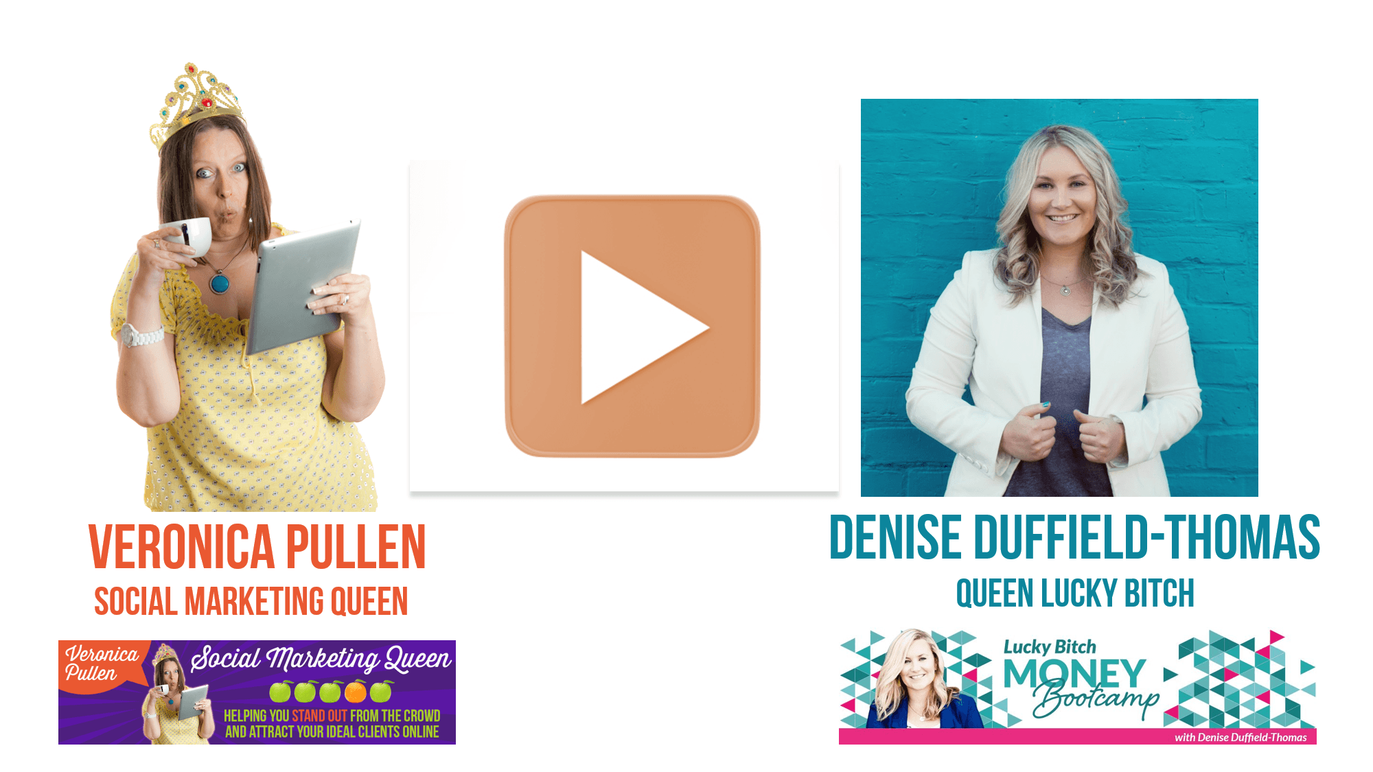 How to Overcome Your Money Blocks | Veronica Meets Denise Duffield-Thomas