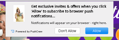 Get More Leads and Sales: Send Browser Push Notifications to People Who Visit Your Site Once