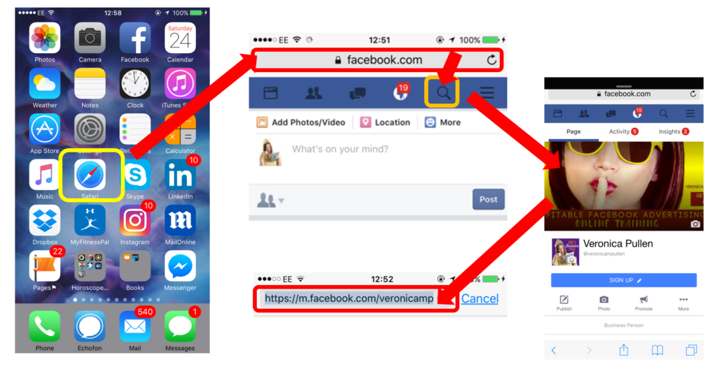 share-your-facebook-page-url-using-the-safari-mobile-app
