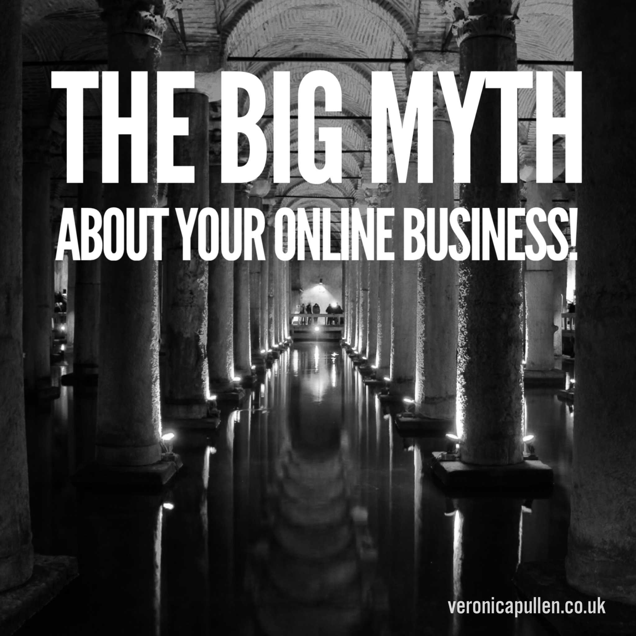 The BIG Myth About Success Online! Whose Success Model Are You Aspiring To?