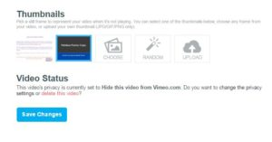 How to Protect Your Online Program Videos in Vimeo Image 7