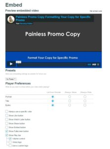 How to Protect Your Online Program Videos in Vimeo Image 8