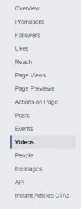 Videos on Your facebook Page Image 2